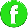 Facebook icon green