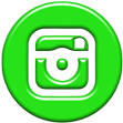instagram icon green